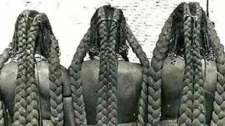 Hair Growth Lessons from Mbalantu Women longnigerianhair.com